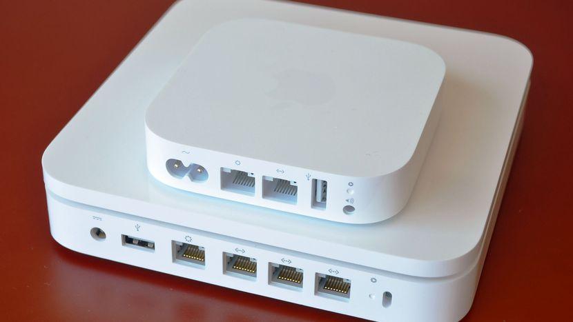 Borne AirPort iOS 11.4 : les bornes AirPort Express bientôt compatibles AirPlay 2 ?