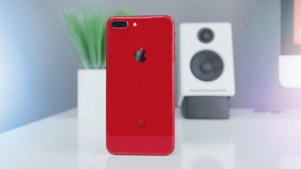 Deballage iPhone 8 Rouge Vidéo : premier déballage de liPhone 8 rouge