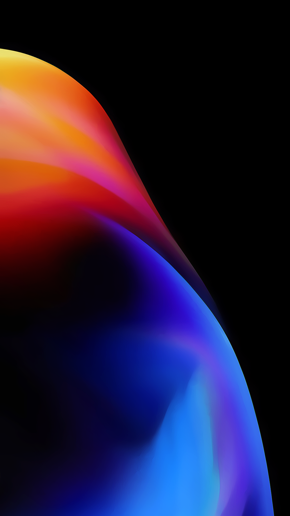 Fond Ecran iPhone Rouge Téléchargez le fond décran de liPhone 8 rouge en qualité Super Retina