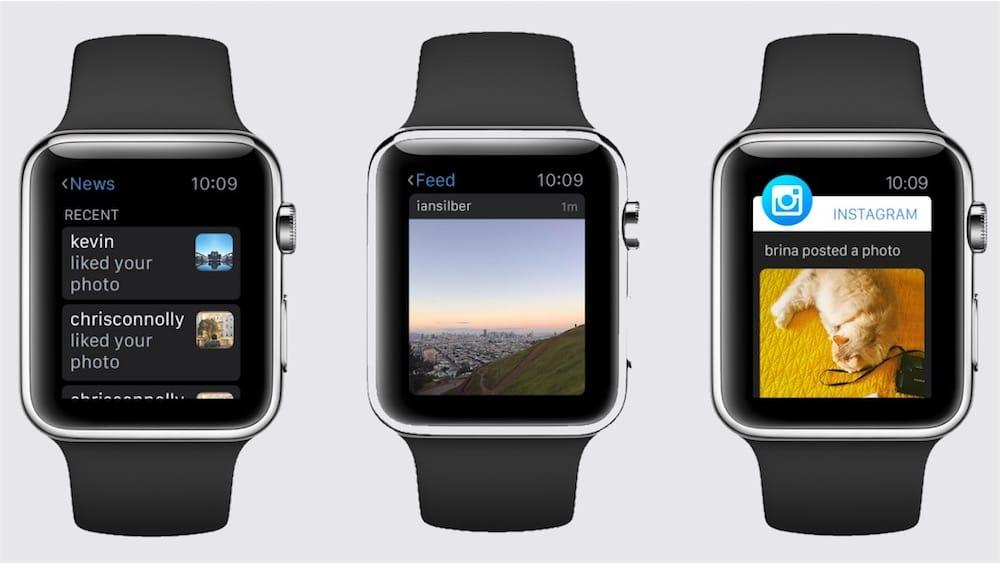 Instagram Apple Watch Instagram abandonne son app sur Apple Watch