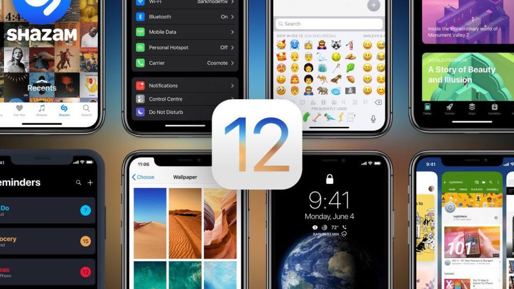 iOS 12 Concept LiPhone 5s serait compatible avec iOS 12
