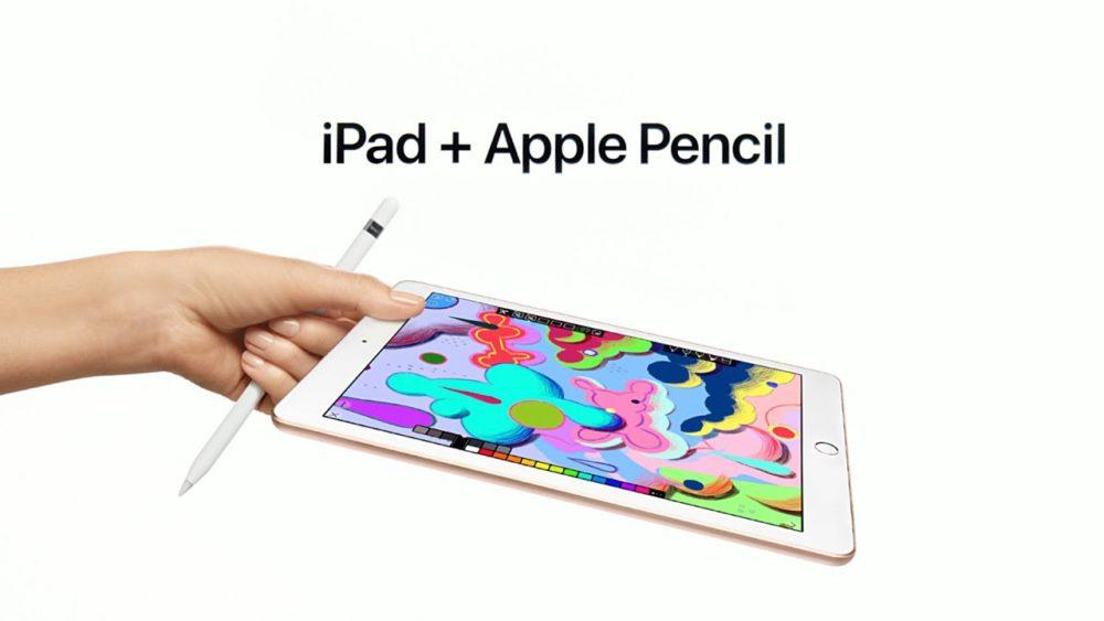 iPad Pencil 4 nouvelles publicités pour liPad et lApple Pencil