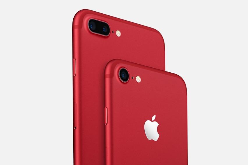 iPhone 8 Plus Rouge Des iPhone 8 et 8 Plus rouges pour aujourdhui selon Virgin Mobile