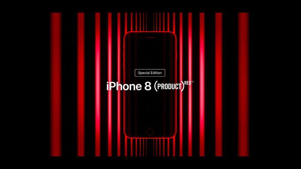 iPhone 8 Plus Rouges Pub Voici la première pub dApple pour les iPhone 8 et 8 Plus rouges