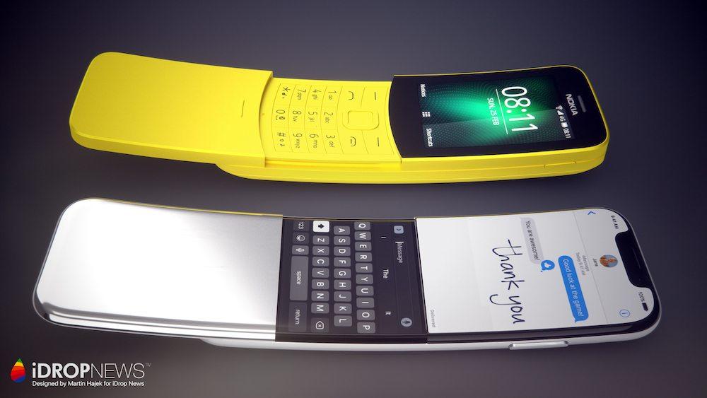 iPhone Ecran Incurve 3 Nouveau concept diPhone avec un écran incurvé