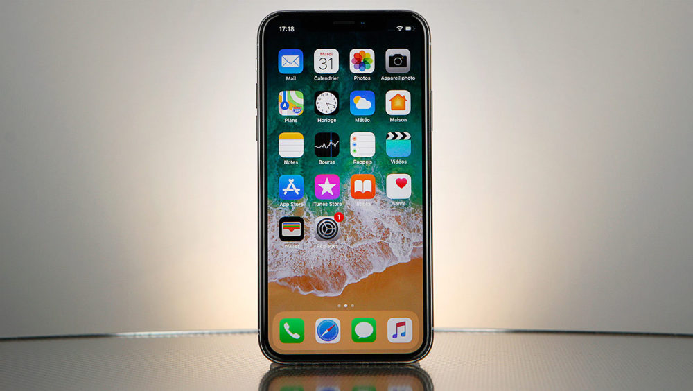 iPhone X La production décrans OLED pour les iPhone de 2018 sur le point de démarrer