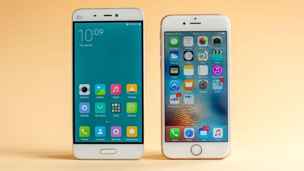 iPhone Xiaomi Chine : Apple dépassé par Xiaomi sur le marché des smartphones