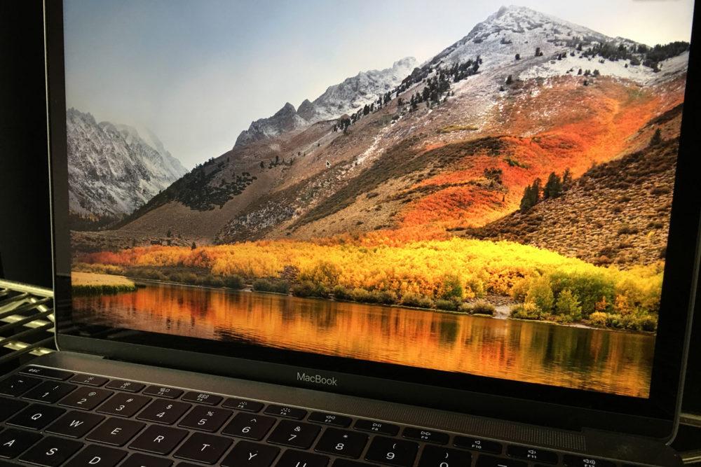 macOS High Sierra La première bêta publique de macOS 10.13.5 est disponible