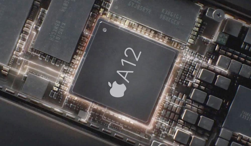 Apple A12 iPhone de 2018 : la production de la puce A12 a débuté chez TSMC