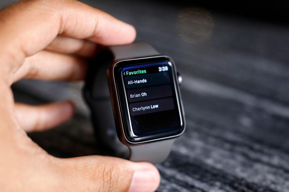 Les Apple Watch Series 3 cellulaires reconditionnées disponibles sur le refurb
