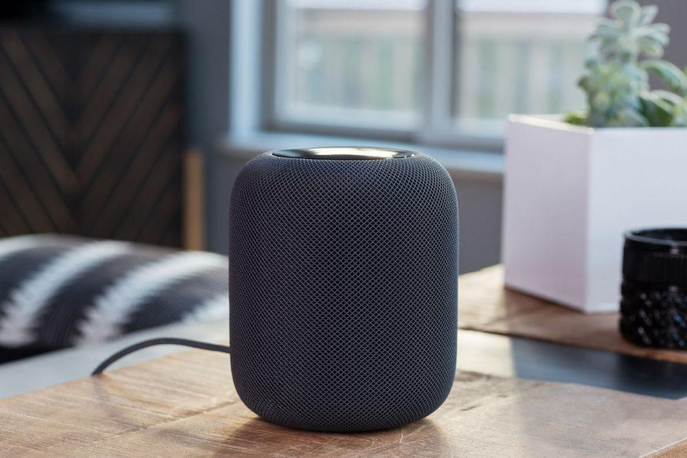 HomePod 1 1000x667 HomePod : malgré les ventes en hausse, Apple ne peut pas atteindre le top 3