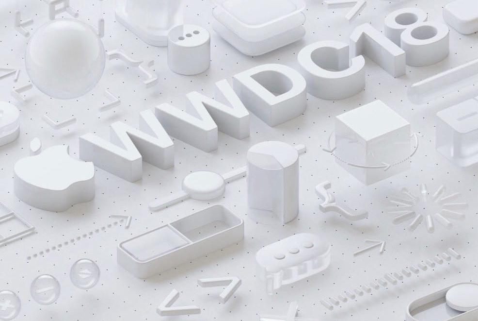 Invitation WWDC 18 Apple confirme le keynote de la WWDC 2018 qui aura lieu le 4 juin prochain