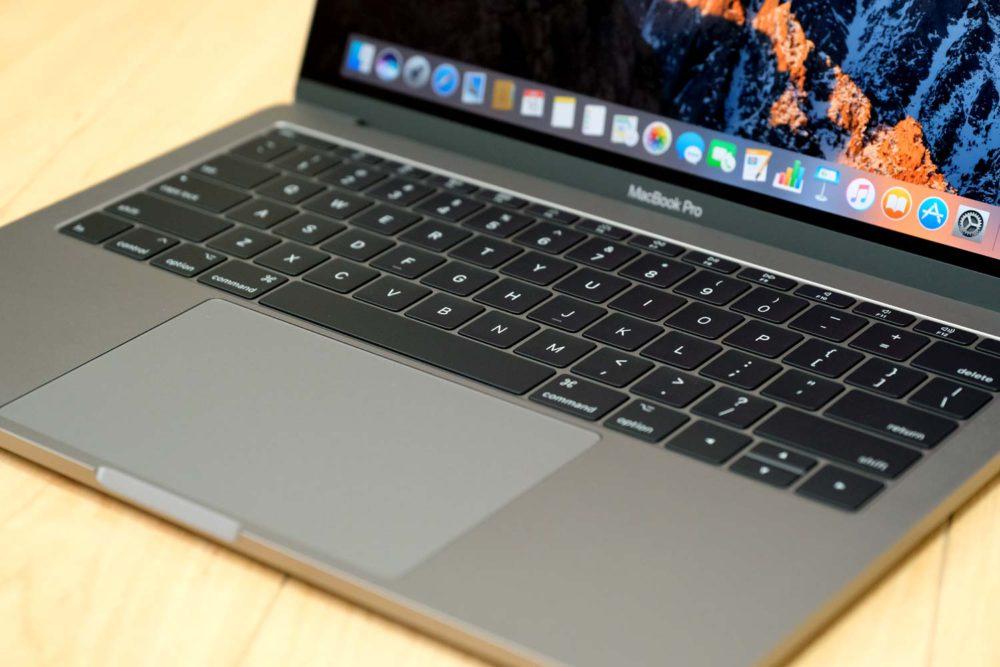 MacBook Pro Clavier Le clavier papillon du dernier MacBook Pro dérange