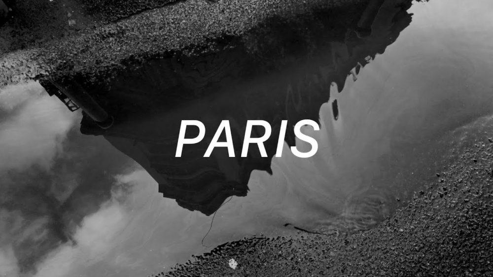 Paris Apple publie 3 vidéos tournées avec liPhone X en France (Paris, Lyon et Marseille)
