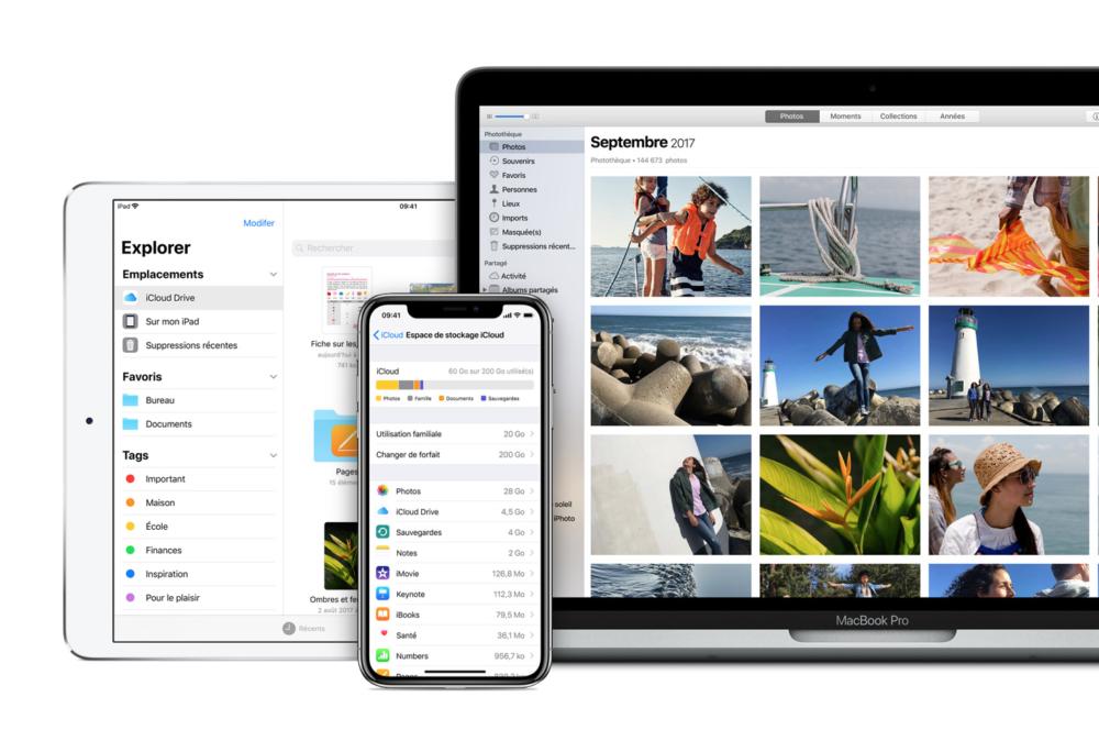 iCloud Apple offre 1 mois dessai gratuit sur iCloud