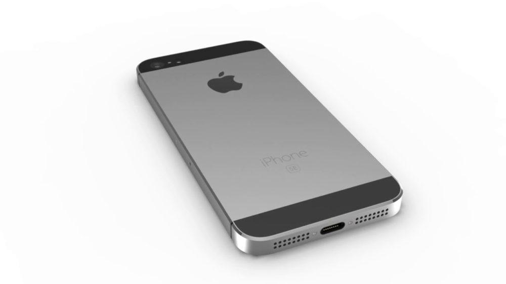 iPhone SE 2 Concept iPhone SE 2 : présentation à la WWDC, sortie en septembre ?