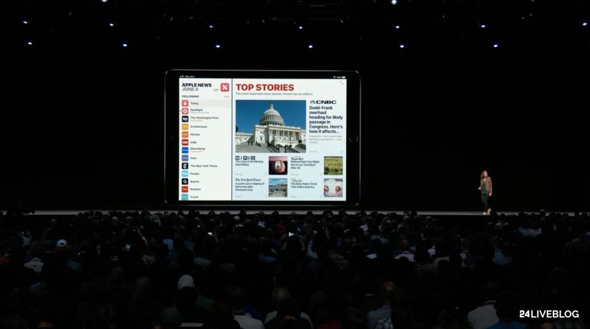 20180604174130 642034 WWDC 2018 : Apple annonce iOS 12, découvrez la liste des nouveautés