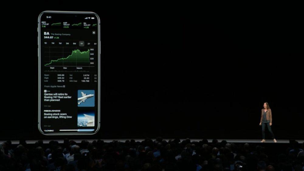 20180604174202 500665 WWDC 2018 : Apple annonce iOS 12, découvrez la liste des nouveautés