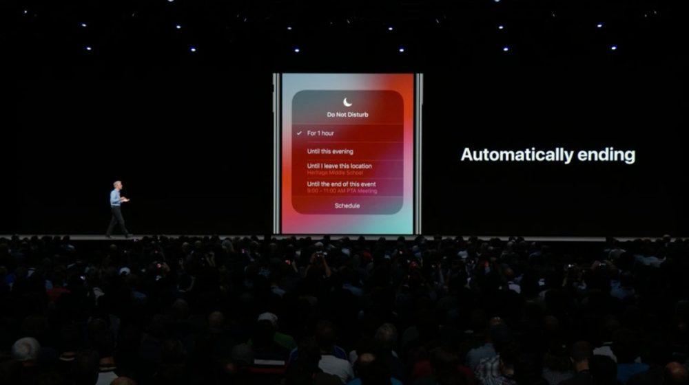 20180604174709 792662 WWDC 2018 : Apple annonce iOS 12, découvrez la liste des nouveautés