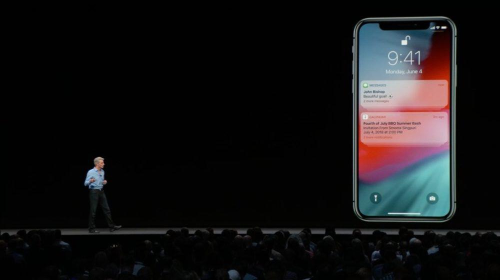 20180604174807 548676 WWDC 2018 : Apple annonce iOS 12, découvrez la liste des nouveautés