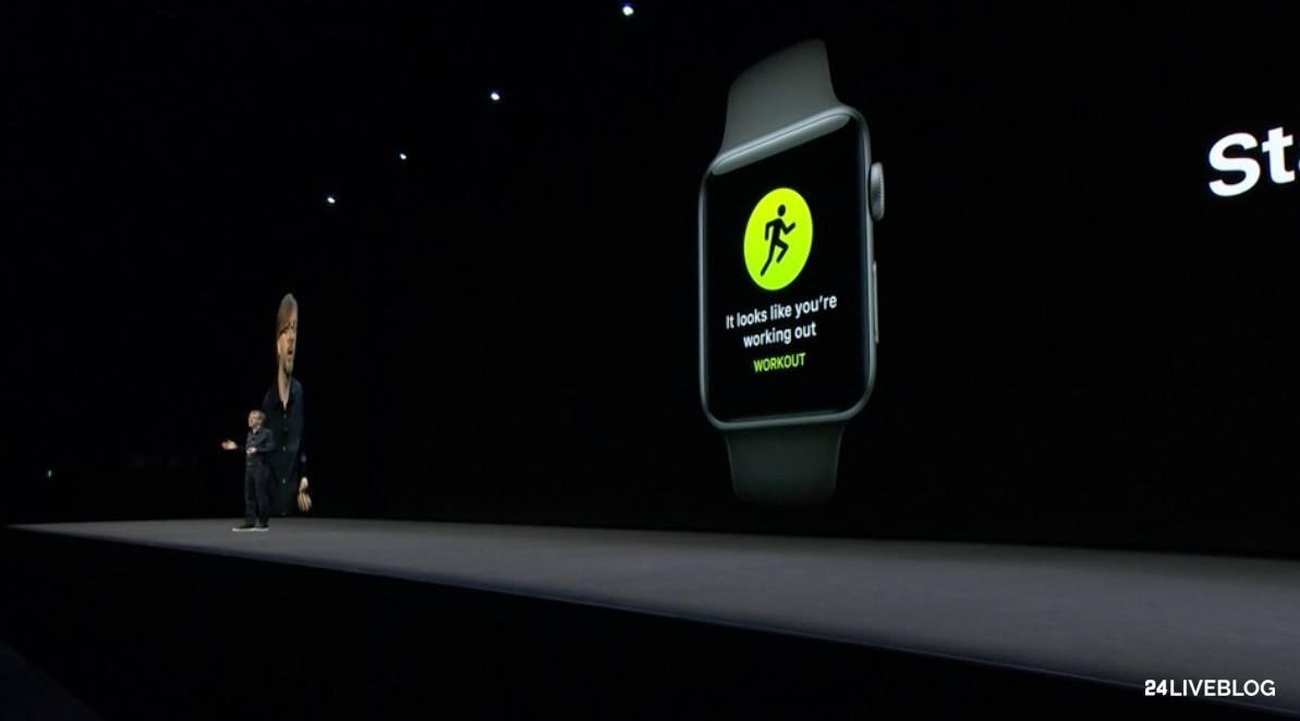 20180604181109 818844 WWDC 2018 : Apple annonce watchOS 5, voici la liste des nouveautés
