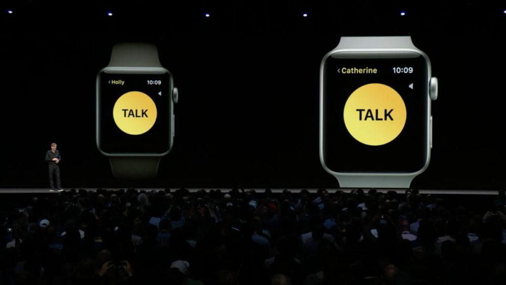 20180604181334 170508 WWDC 2018 : Apple annonce watchOS 5, voici la liste des nouveautés