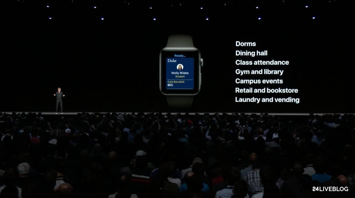 20180604182409 788873 WWDC 2018 : Apple annonce watchOS 5, voici la liste des nouveautés