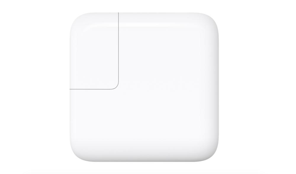 Adaptateur Secteur Apple Apple troque son adaptateur secteur USB C 29 W pour un modèle 30 W