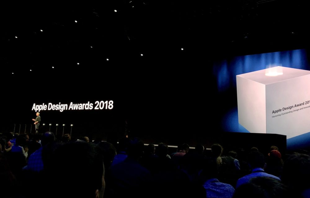 Apple Design Award Apple Design Award 2018 : les gagnants sont dévoilés