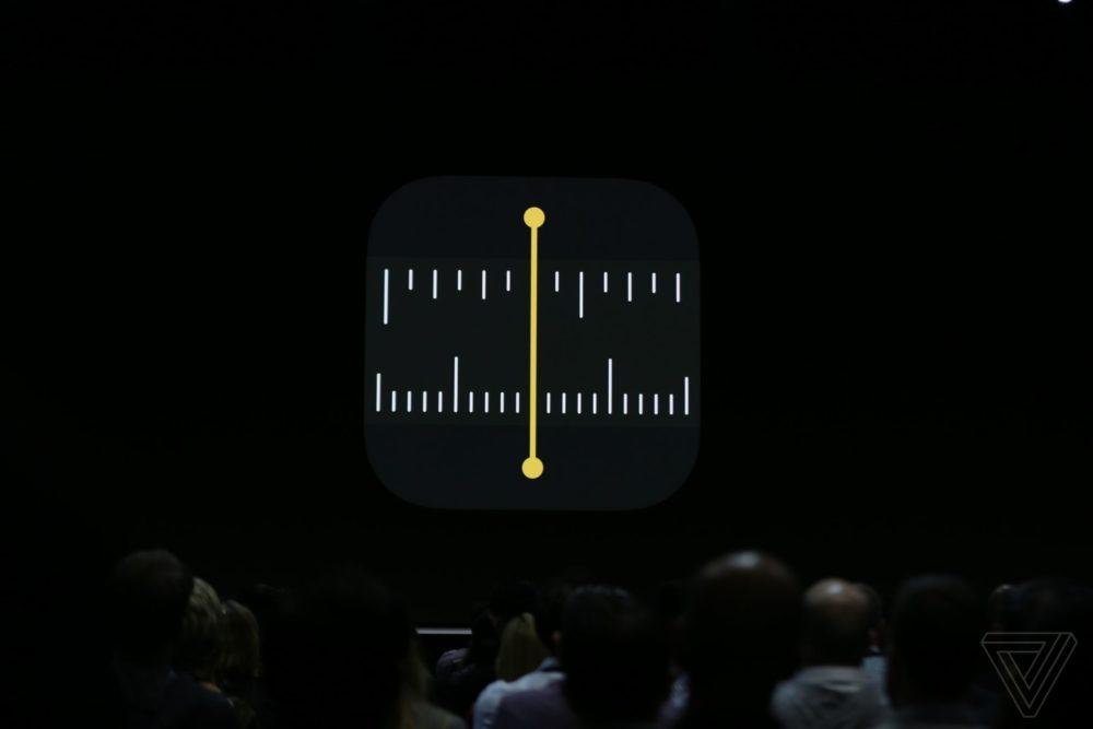 Mesure iOS 12 WWDC 2018 : Apple annonce iOS 12, découvrez la liste des nouveautés