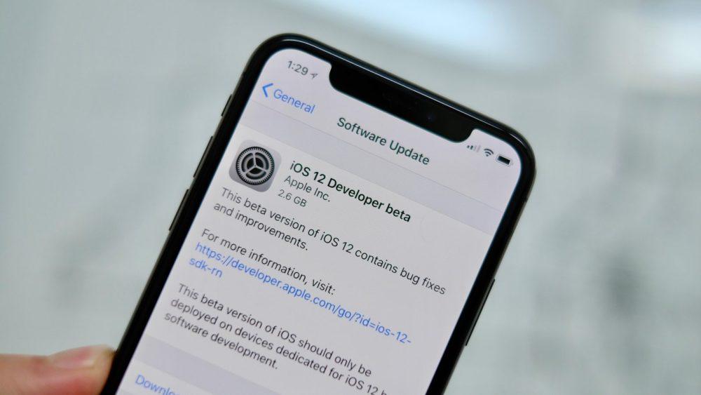 comment installer ios 12 beta Comment installer iOS 12 beta sans compte développeur