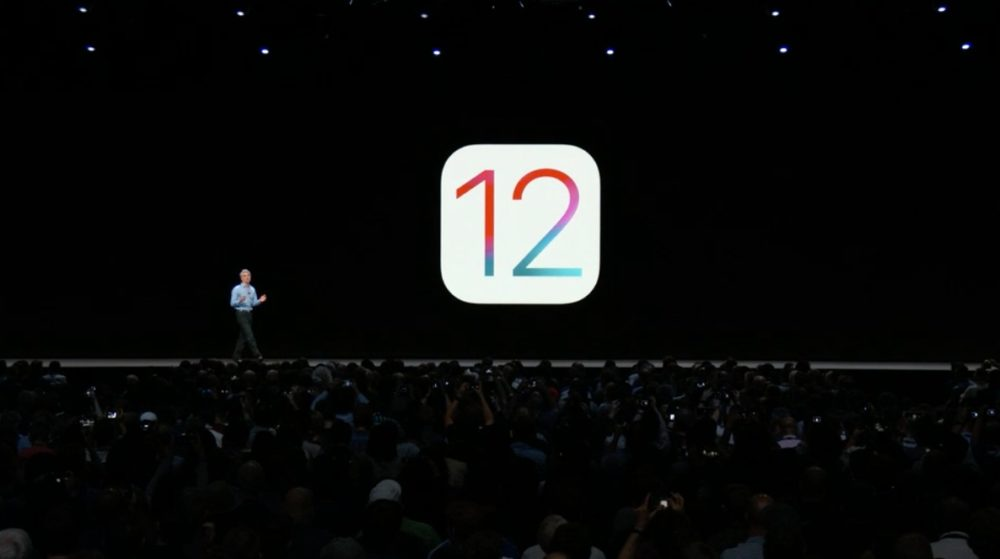 iOS 12 WWDC 2018 : Apple annonce iOS 12, découvrez la liste des nouveautés