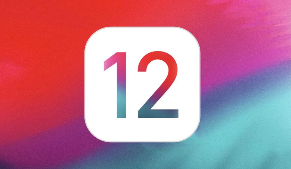 ios 12 iOS 12 Golden Master est disponible pour iPhone, iPad et iPod touch