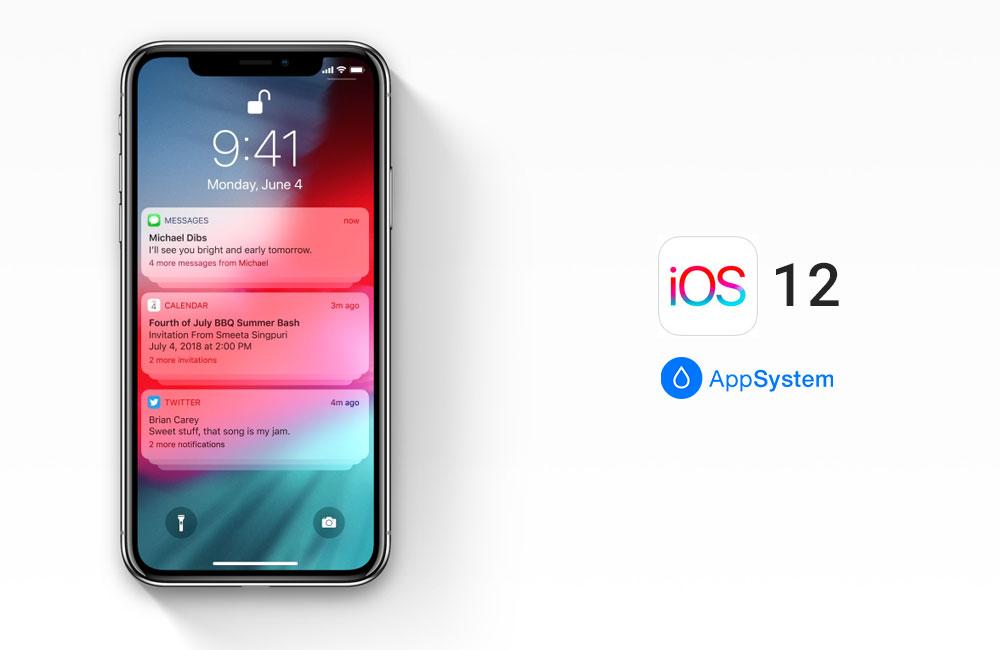 ios12 Comment installer iOS 12 beta sans compte développeur