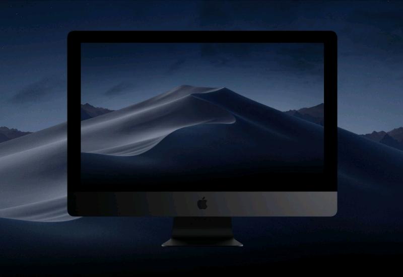 macOS Mojave Mode Sombre Apple retire la fonction Accès à mon Mac sur macOS Mojave
