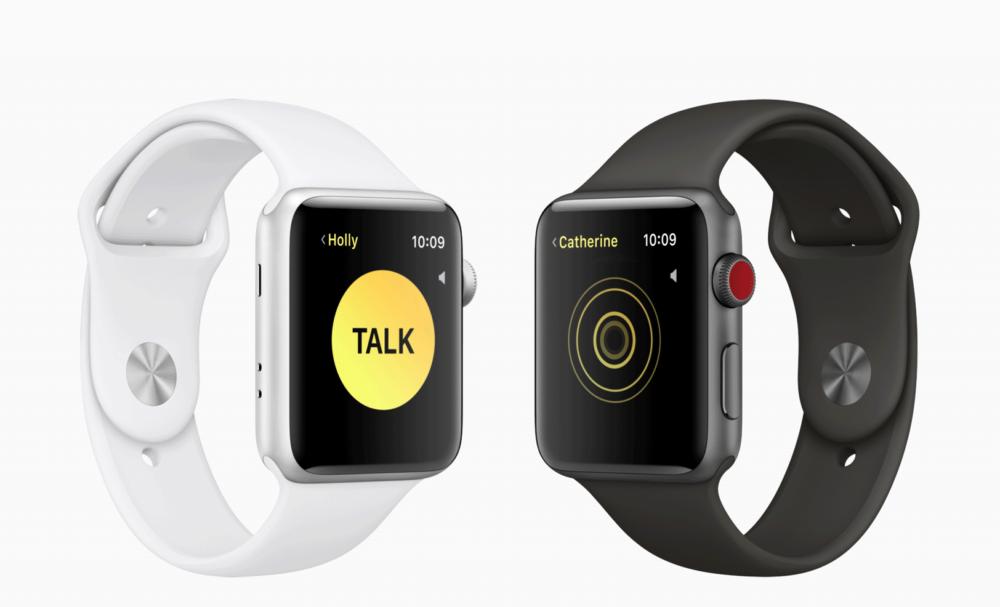 watchOS 5 1000x607 Apple propose watchOS 5 bêta 5 développeurs pour les Apple Watch