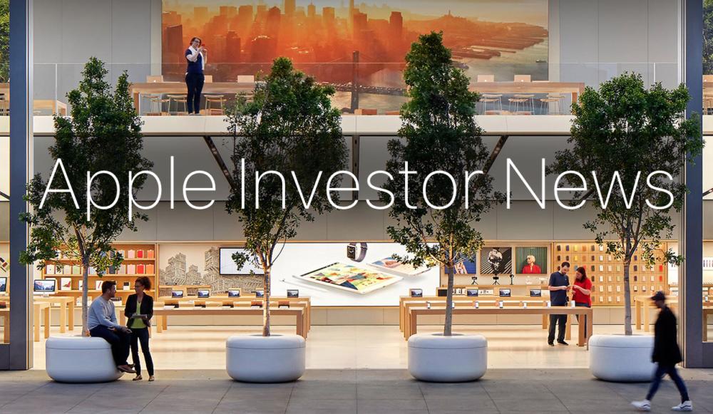 Apple Resultats Financiers Les résultats financiers dApple pour le Q3 2018 seront annoncés le 31 juillet