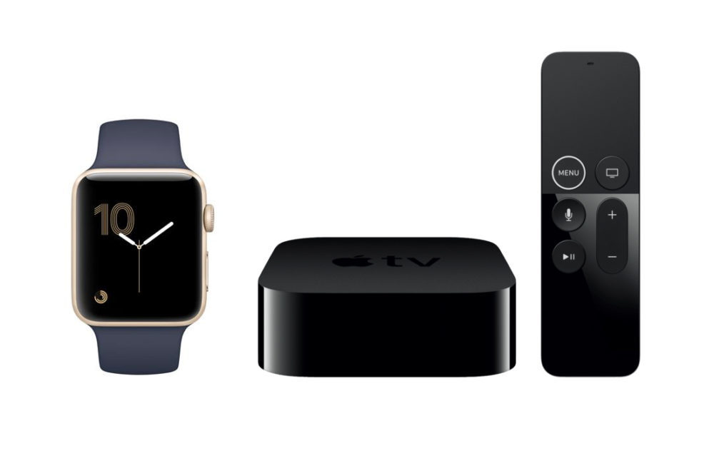 Apple Watch Apple TV 1000x639 Bêta 7 de watchOS 5 et de tvOS 12 sont disponibles