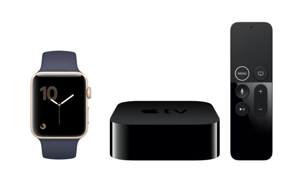 Apple Watch Apple TV 1000x639 tvOS 12 bêta 4 et watchOS 5 bêta 4 développeurs sont disponibles