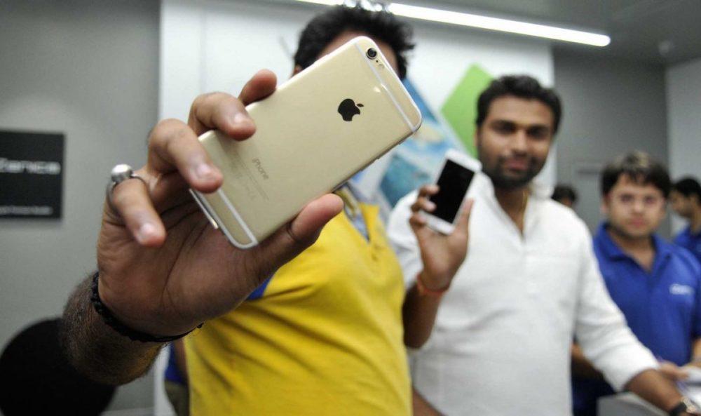 Apple iPhone 6 Inde 1000x593 LInde peut bannir les iPhone dans 6 mois si Apple continue à lutter contre une app anti spam