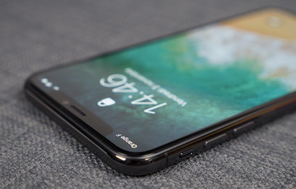 Apple iPhone X Ecran OLED 1000x640 La Chine cherche à fournir des écrans OLED à Apple