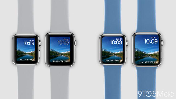 Concept Apple Watch Series 4 Un concept montre à quoi pourraient ressembler liPad Pro Face ID et lApple Watch Series 4
