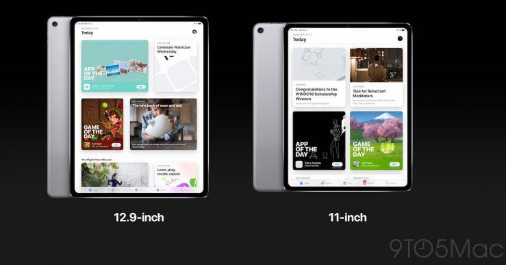 Concept iPad Pro Face ID 2018 Un concept montre à quoi pourraient ressembler liPad Pro Face ID et lApple Watch Series 4