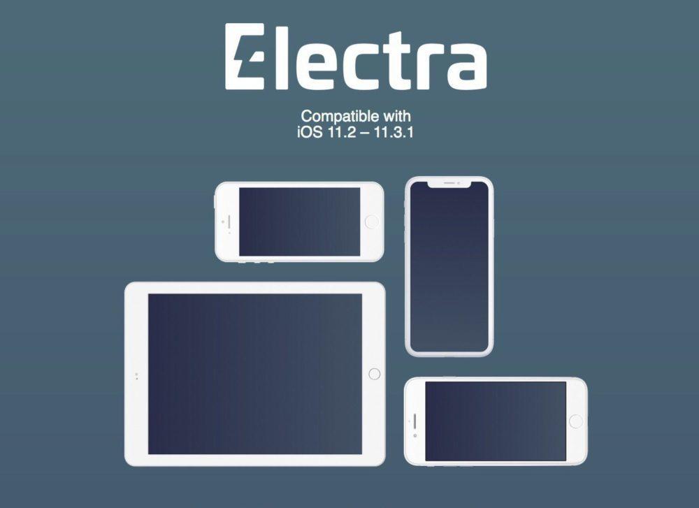 Jailbreak Electra iOS 11 2 a 11 3 1 1000x727 Le jailbreak d'iOS 11.2 à 11.3.1 Electra disponible, voici le tutoriel pour l'installer