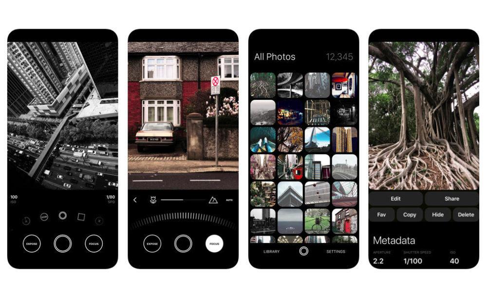 Obscura 2 App Store 1000x608 Apple propose gratuitement au téléchargement l'application Obscura 2