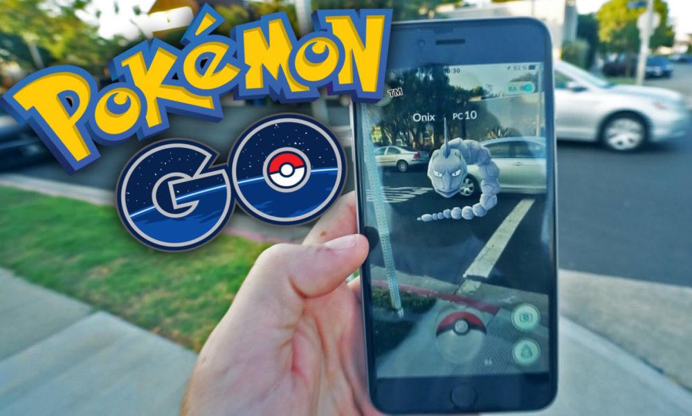 Pokemon Go Jeu 1000x601 Pokémon GO ne prendra plus en charge liPhone 6, liPhone 5s et les appareils tournant sous iOS 11
