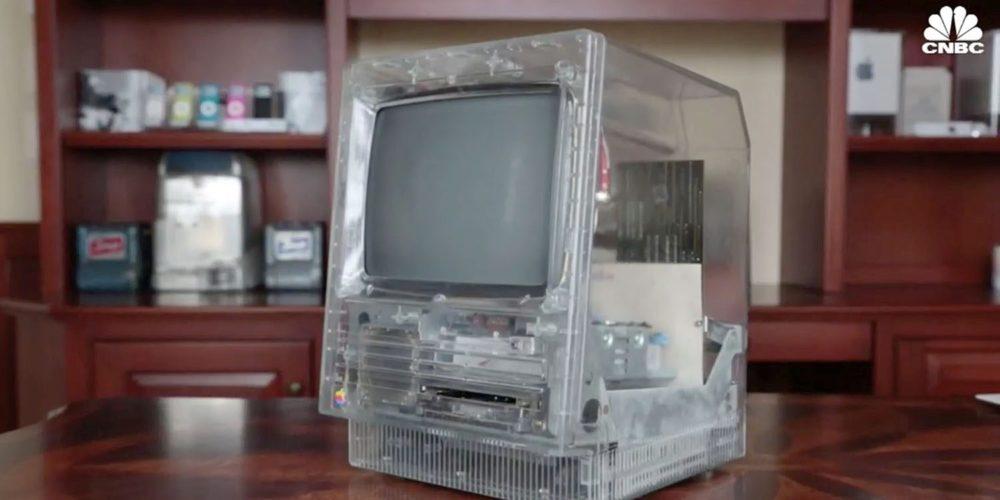 Prototype Mac Voici la plus grande collection de produits Apple (vidéo)