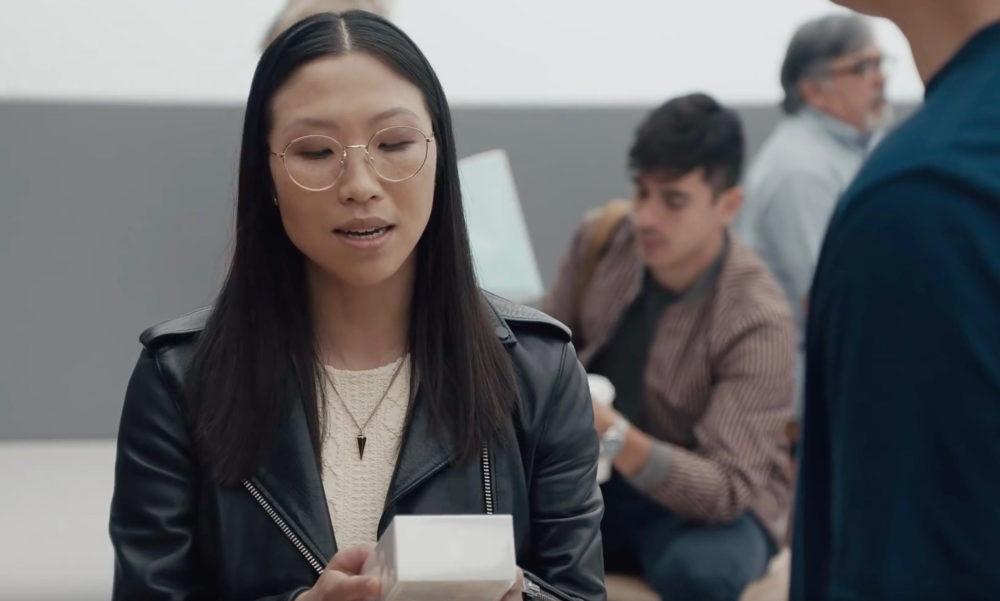Samsung Publicites 1000x601 Samsung ne cesse de se moquer de liPhone X au travers de ses publicités