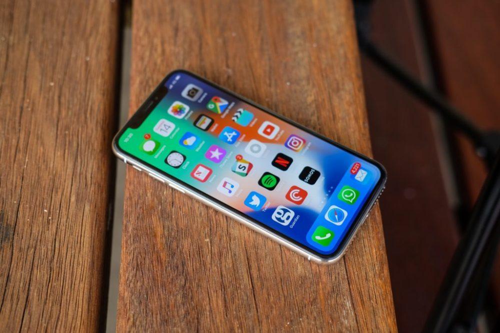 iPhone X Clap de fin pour liPhone X, liPhone 6s, 6s Plus et liPhone SE