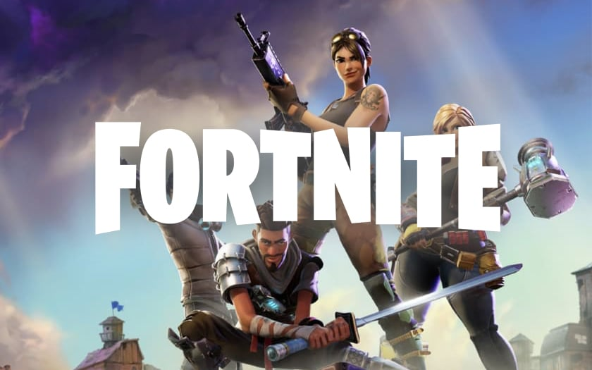 Fortnite Bientôt une version de Fortnite pour Apple TV ?